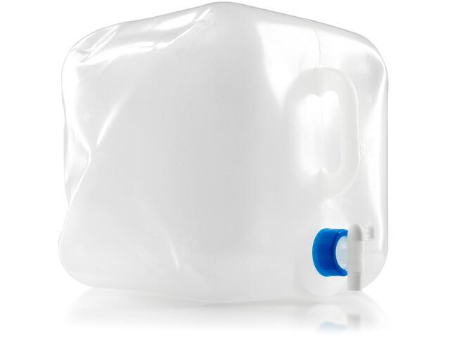 GSI Cubo de Agua 20l, clear